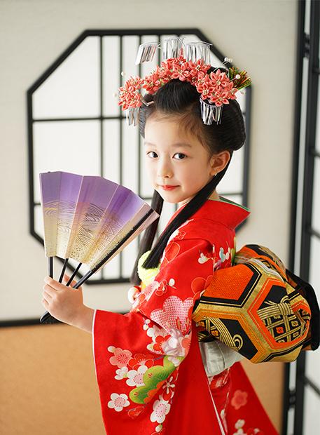 特徴のある日本髪の人気スタイル